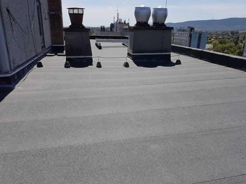 Tetőszigetelés Budapest - Lapostető szigetelés - Tetőszigetelés